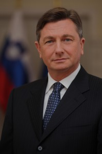 Borut Pahor, predsednik Republike Slovenije