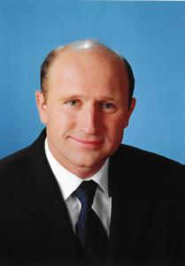 Franci Rokavec, župan Občine Litija