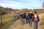 12. vinogradniški pohod na gorico Lisec