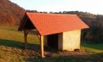 Obnova več kot poldrugo stoletje stare sušilnice sadja na Libergi