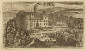 Grad Bogenšperk, Topografija sodobne vojvodine Kranjske