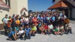 Prek 130 udeležencev Žefranovega pohoda na Primskovo
