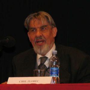 Boris Paternu, Ciril Zlobec