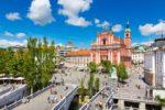 Ljubljana – zelena, živahna, raznolika