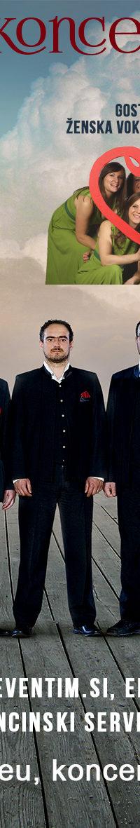 VALENTINOV KONCERT S KLAPO ŠUFIT, 16. februar 2019, ob 18. uri, Dvorana Pungrt, Šmartno pri Litiji