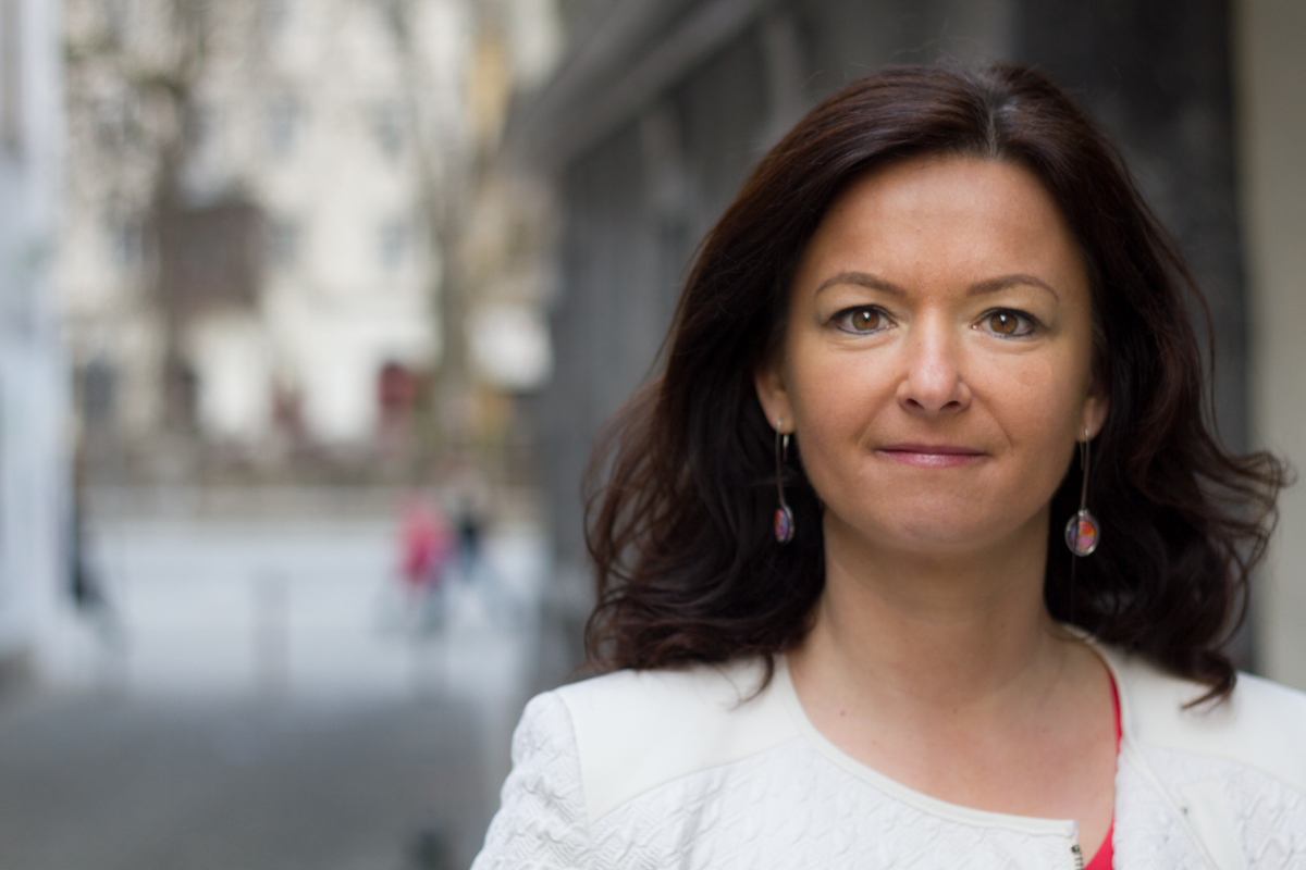 Tanja Fajon, slovenska poslanka v Evropskem parlamentu je botra češnji hrustavki