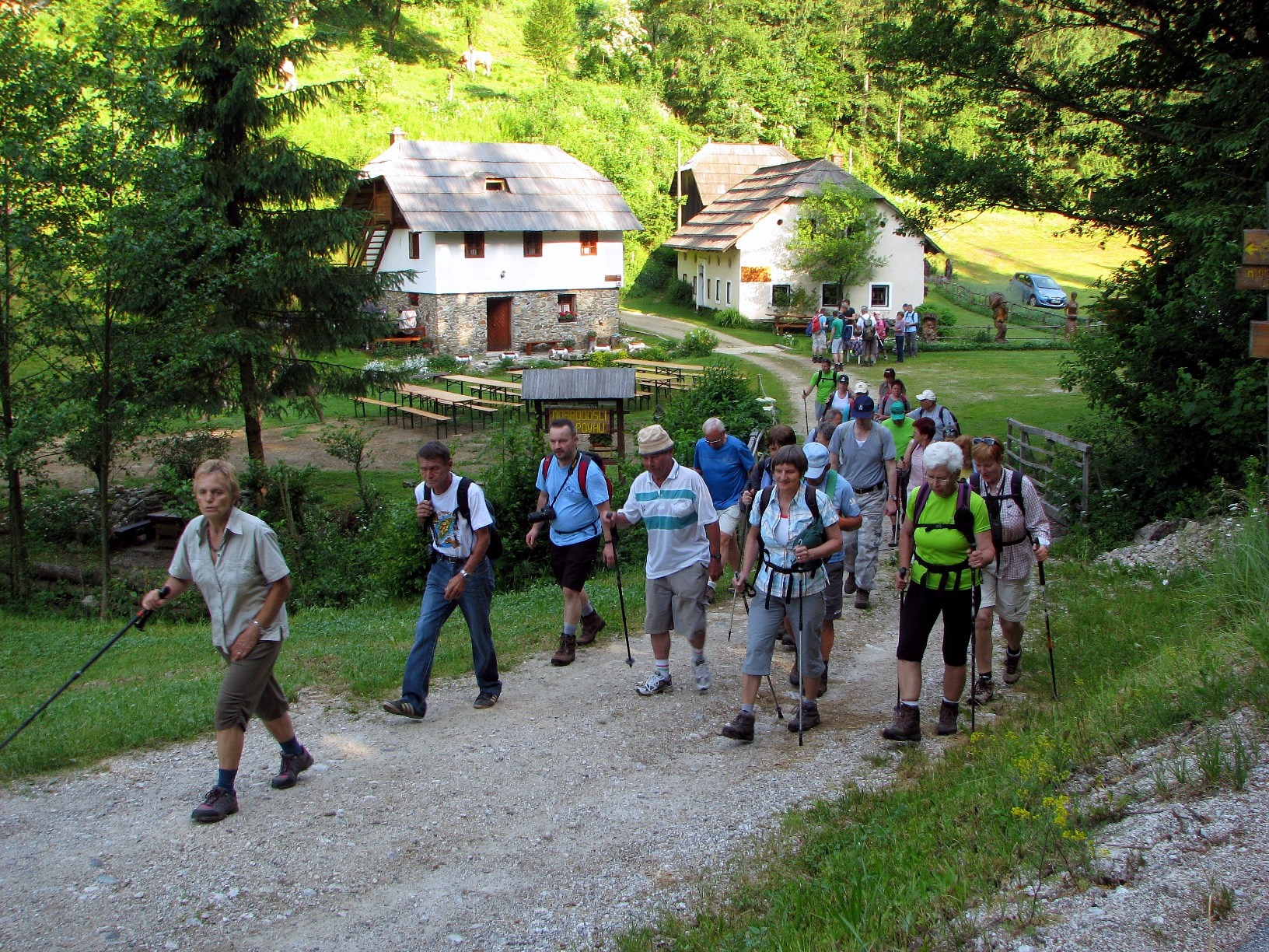Prijavite se za 10. voden pohod po Mlinarski poti (Koroška)